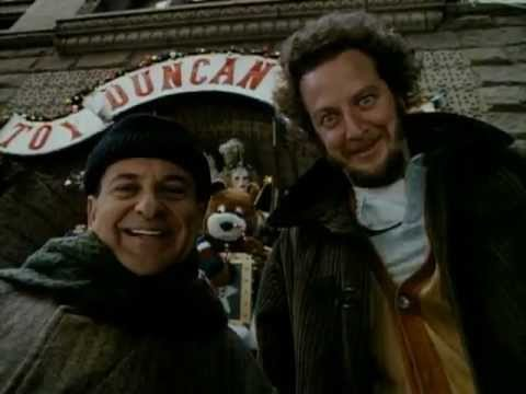 Home Alone 2 Lost In New York (Mi pobre angelito 2 Perdido en Nueva York)   (1992) Videos De Viajes