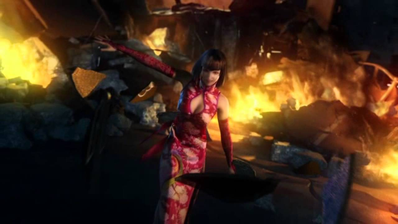 Tekken Blood Vengeance Deutsch