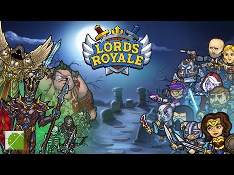 Lords Royale RPG Clicker - Android Gameplay FHD