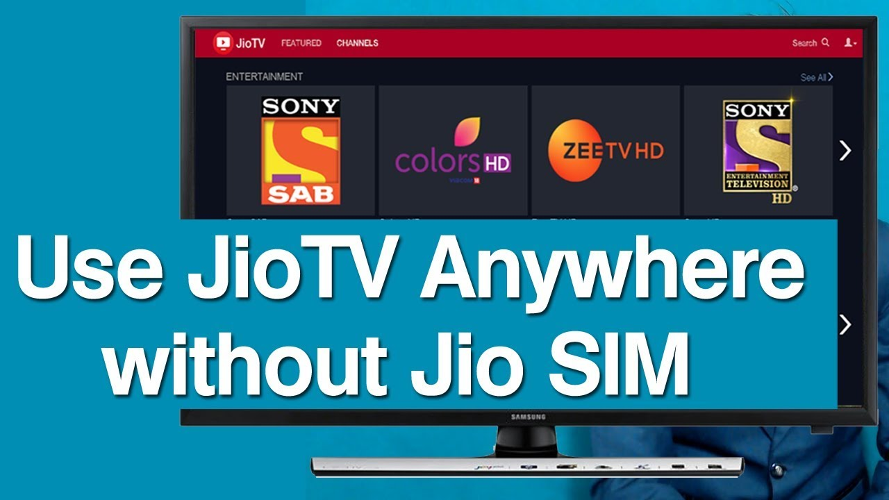 How To Play JioTV on Laptop | Web Version of JioTV