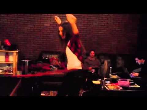 Victoria Justice: Hula Hoop Skills