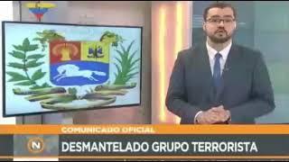 Comunicado del MRIJP sobre la captura de Oscar Pérez