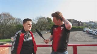 Barnsley 2 Shrewsbury Town 1 | Its A Four Horse Race For Promotion | Michael