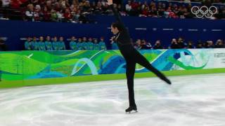 Lysacek - Men's Figure Skating - Vancouver 2010 Winter Olympic Games