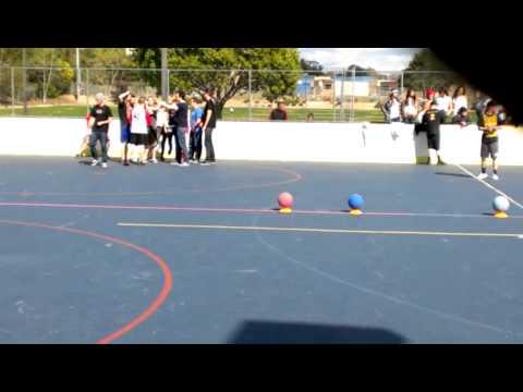 Oceanside Dodgeball First Game