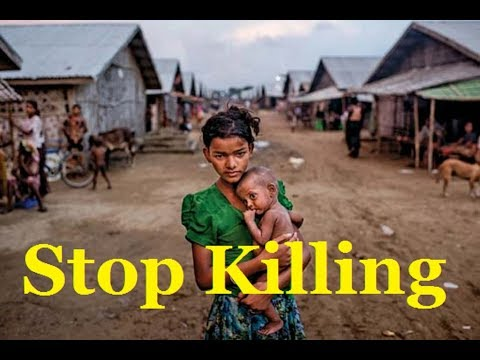 Burma soldiers burning bodies of Rohingya Muslims | Rights group