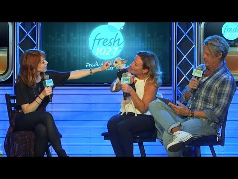 Lindsey Stirling Live Interview With Carson & Cane