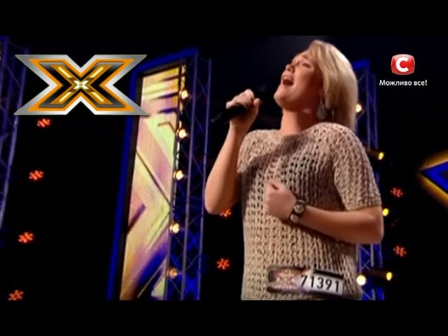 Whitney Houston - I have nothing (cover version) - The X Factor - TOP 100