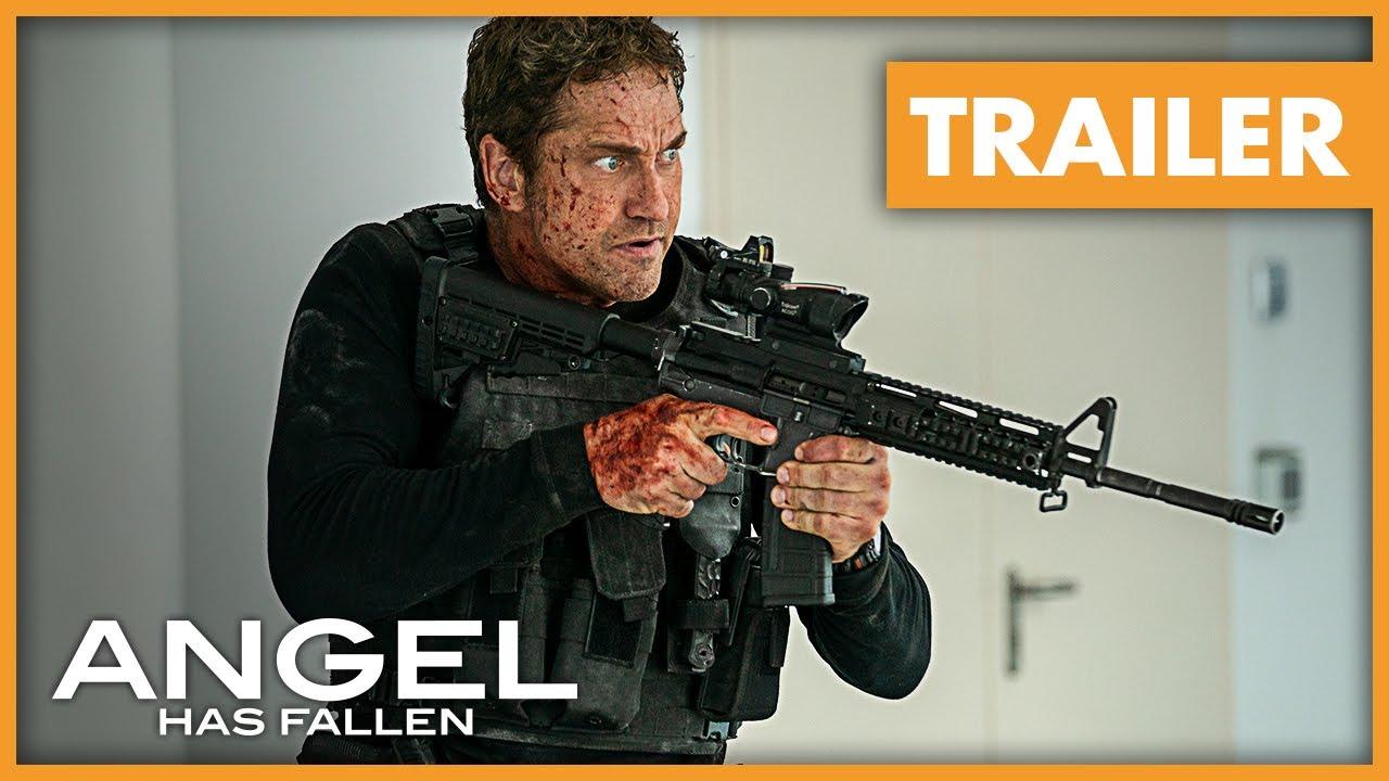 Angel Has Fallen trailer 2 | Nu in de bioscoop