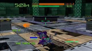 Xbox360 電脳戦機バーチャロン・オラトリオタングラム 対戦動画2