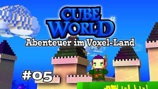 Cube World #05 - Sieg über den Asdar Palace [Deutsch] [HD+] [Let