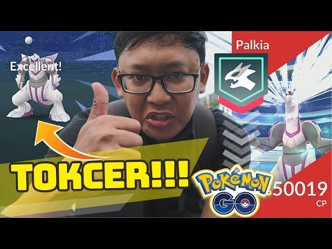 CARA NANGKAP POKEMON LEGENDARIS PALKIA !!! 「Pokemon GO Indonesia」 thumbnail