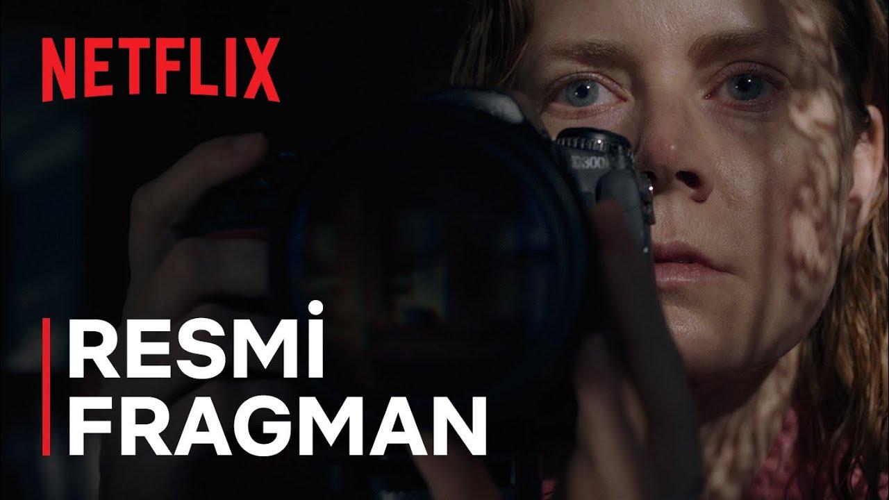Penceredeki Kadın | Resmi Fragman | Netflix