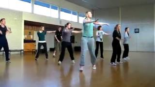 Dance XL   training chris brown Video