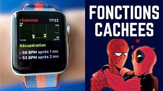 Apple Watch : Fonctions Cachées et Astuces (2018)
