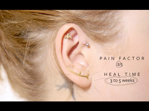 Ear Piercing Everything You Need To Know To Get Your Ear Party On