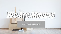 Moving Service Beaverton, Oregon