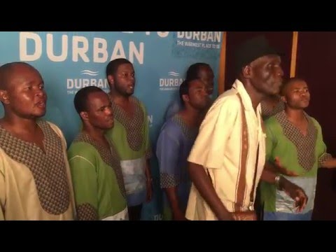 Hello My Baby: Ladysmith Black Mambazo and Oliver Mtukudzi Collaborate to celebrate Durban