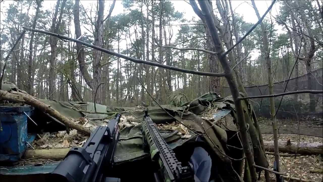 machine gun nest