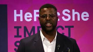Winston Duke's Impassioned Call to Men for Gender Equality