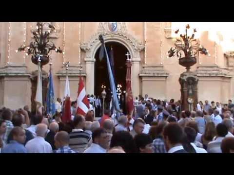 Malta-Naxxar: Feast of Nativity of Mary 2011