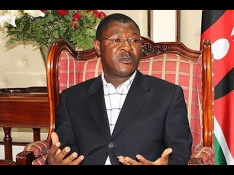 What next for Moses Wetangula?  ODM seeks to kick him out