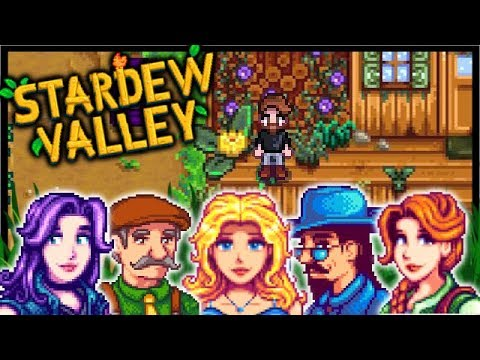 THE RETURN TO RONALD FARMS! | Stardew Valley Modded #1