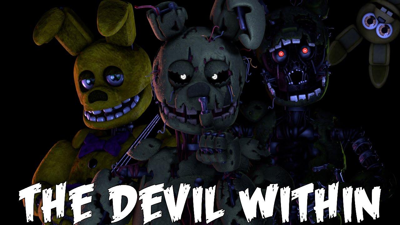Image result for devil within