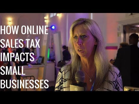 The Internet Sales Tax Hurts Small Business | The Daily Signal