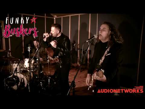 The Funky Buskers (Supergroup)