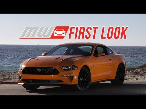 2018 Ford Mustang | First Drive
