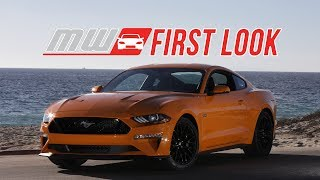 2018 Ford Mustang   First Drive