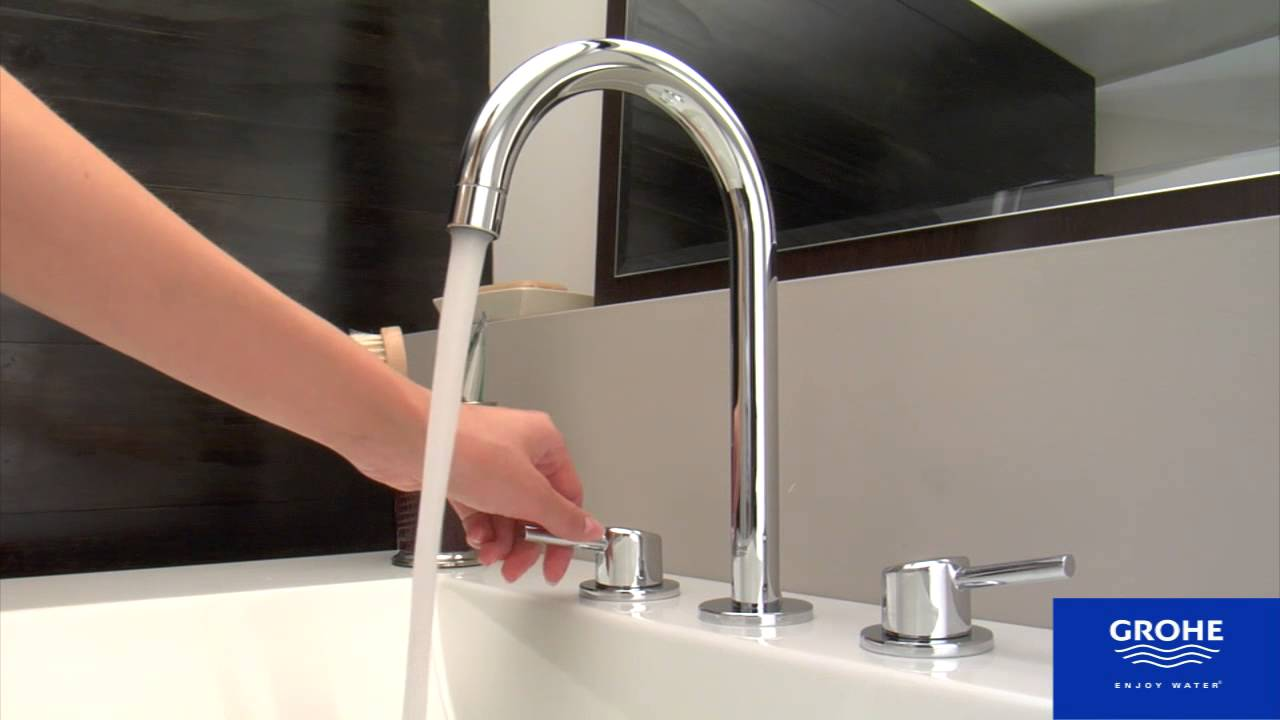grohe concetto product video youtube. Black Bedroom Furniture Sets. Home Design Ideas