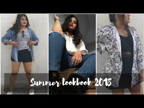 SUMMER LOOKBOOK 2018