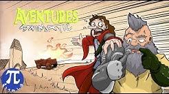 Chariot, église et chaos !! Bazar du grenier - Aventures- Animatique/ Storyboard