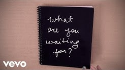 Nickelback - What Are You Waiting For? (Lyric Video)