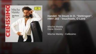 "Handel: Te Deum in D, ""Dettingen"", HWV 283 - Vouchsafe, O Lord"