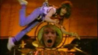 van halen   panama music video