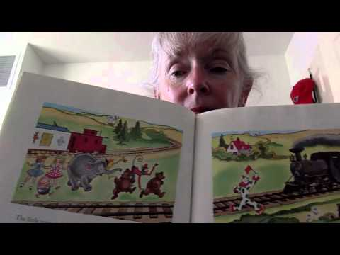 """Grandma's Story Time, """"The Little Engine That Could"""""""