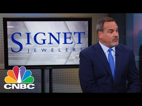 Signet Jewelers CEO: Diamond In The Rough? | Mad Money | CNBC