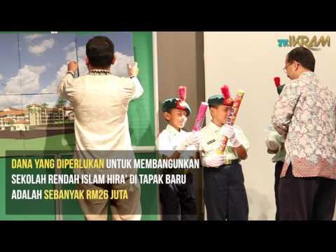 Majlis Kutipan Dana Projek Pembinaan Sekolah Rendah Islam Hira', Meru, Klang