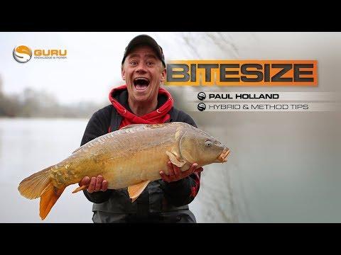 GURU BITESIZE: Hybrid and Method Tips - Paul Holland