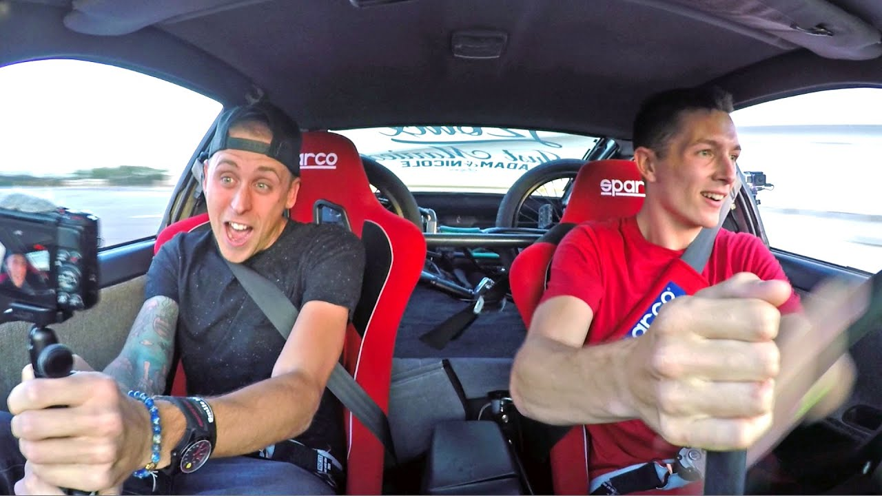 Drifting with roman atwood youtube for The atwood