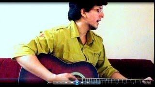 """Papa Kehte hain""""Qayamat se Qayamat tak""Acoustic Guitar Chords and Cover"