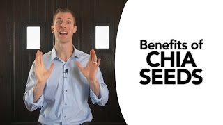 Benefits Chia Seeds