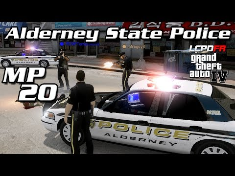 GTA IV LCPDFR MP #20 - Code Zero Gaming Cars #1 - Federal Signal Valor CVPI
