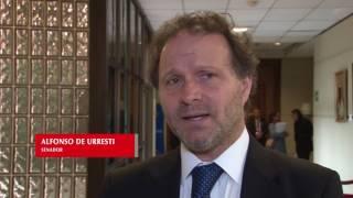 Senador Alfonso de Urresti comenta trabajo en conjunto con la Asamblea Popular China