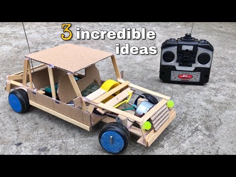 3 incredible ideas and Amazing DIY Toys thumbnail