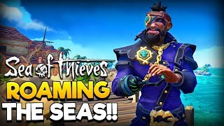 Sea of Thieves - Roaming the Seas, Happy 420!! - The Hunter's Call on April 30th!