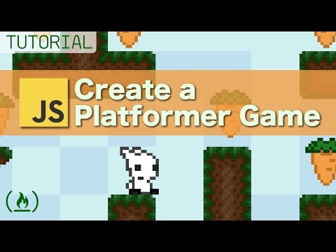 Create A Platformer Game With JavaScript - Full Tutorial